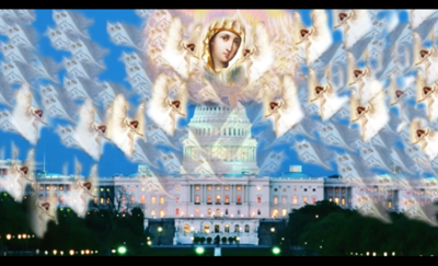 Message Kim Clement's Prophecy About Blessed Mother & America